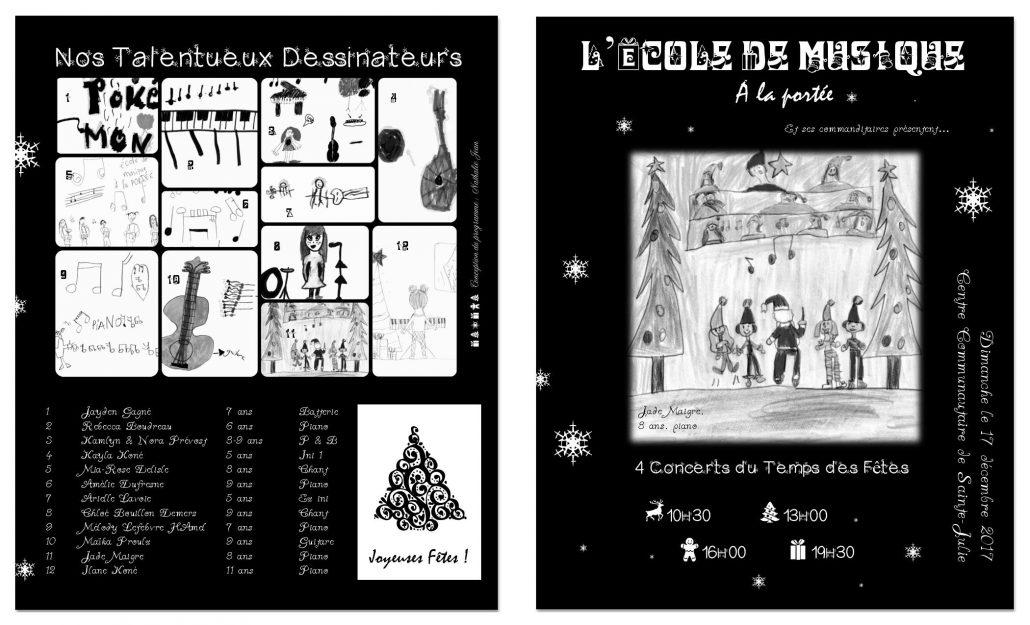 Programme décembre 2017